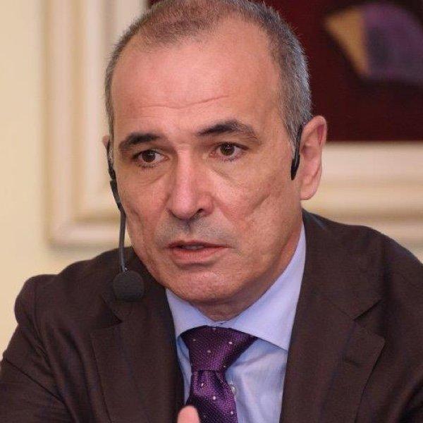 Borislav Borisov headshot