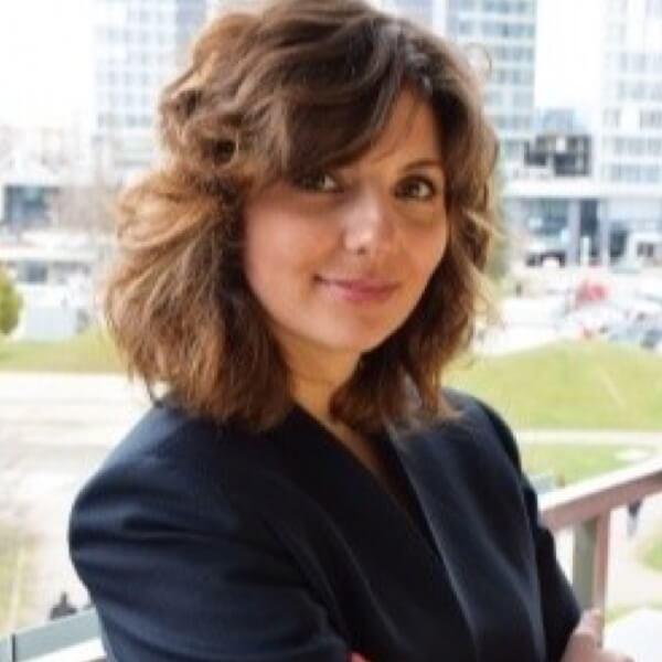 Maya Zlatanova