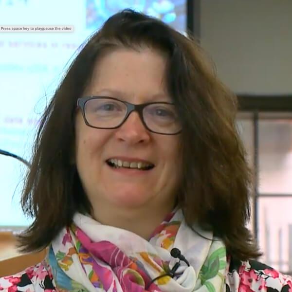 Headshot of Dr. Penny Wilson