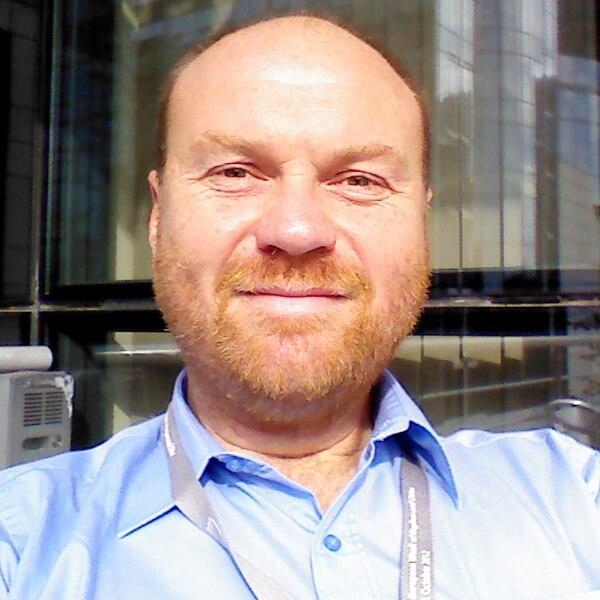 Andy Bleaden headshot