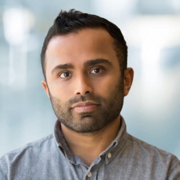 Anand Parikh headshot