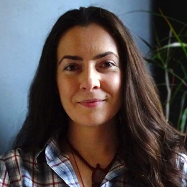 Boryana Gerasimova headshot