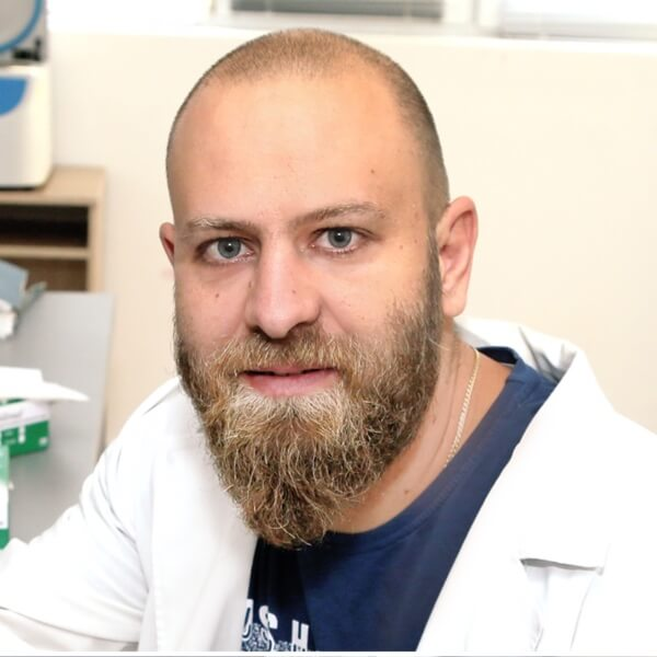 Hristo Ivanov headshot