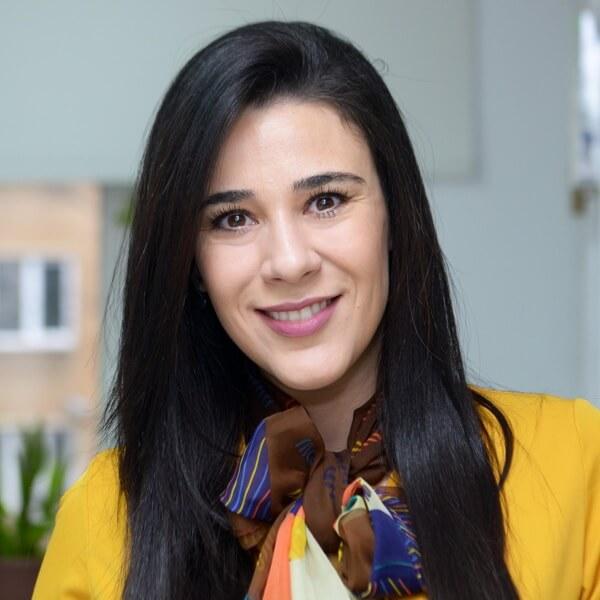 Mira Ganova headshot