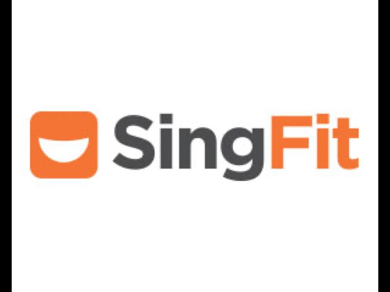SingFit Logo