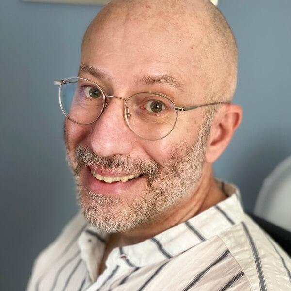 Dr. Tamás Bereczky headshot